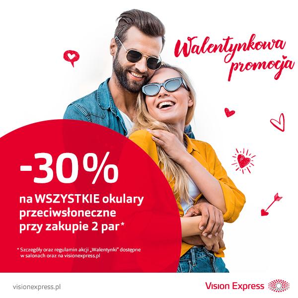 Walentynkowa promocja
