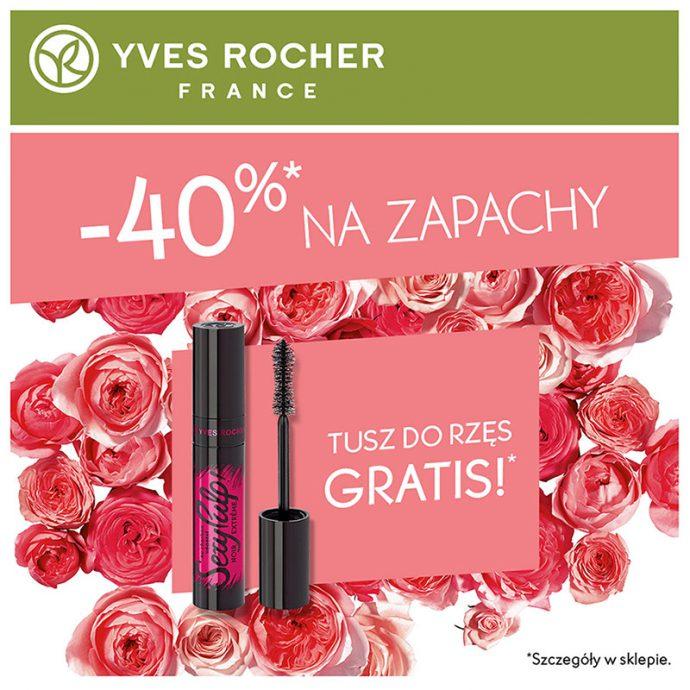-40% na wszystkie zapachy