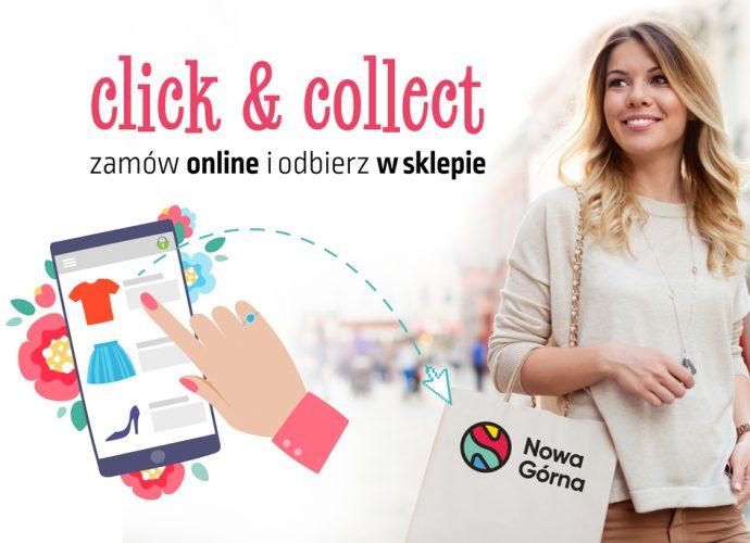 Zamów online, odbierz w Nowej Górnej!