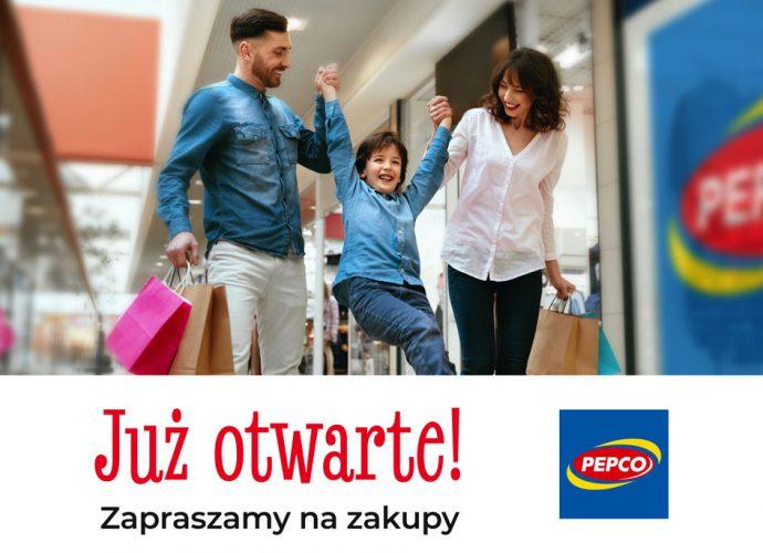 Wielkie otwarcie PEPCO!